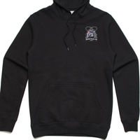 Reedys Rigs Coat of Arm Fishing Hoodie Thumbnail
