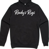 Reedys Rigs Coat of Arm Fishing Hoodie Pro Angler  Thumbnail