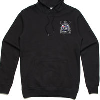 Reedys Rigs Coat of Arm Fishing Hoodie Pro Angler  5 Thumbnail