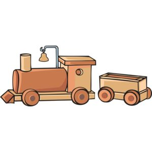 Wooden Train Thumbnail