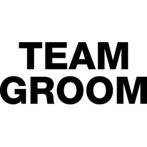 TEAM GROOM Thumbnail